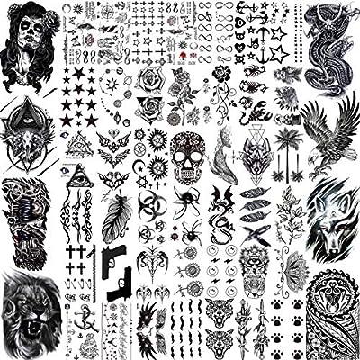 LAROI 50 Blätter Schwarz