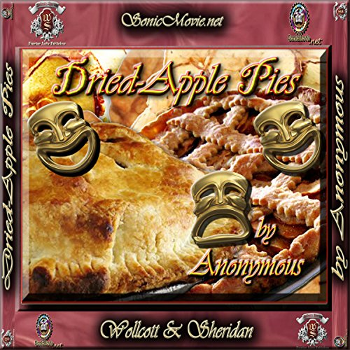 Dried-Apple Pies audiobook cover art