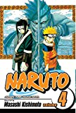 Naruto Volume 4: Hero's Bridge