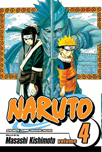 Naruto Volume 4: Hero's Bridge