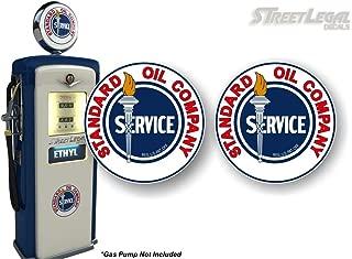 service station decals