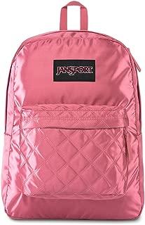 holographic diamond backpack