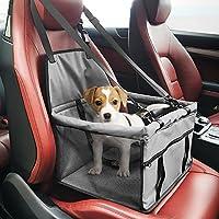Der Haustierautositz ist eine tolle und sichere Art und Weise, um mit Haustieren zu vereisen. Schnell und einfach mit den mitgelieferten Sicherheits-Halteseilen zu installieren, so behalten Sie auch während der Autofahrt die Kontrolle über Ihr Hausti...