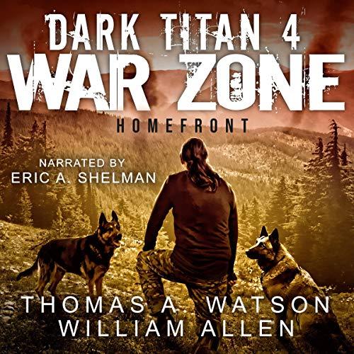 Dark Titan: War Zone cover art
