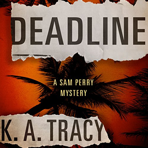 Deadline audiobook cover art