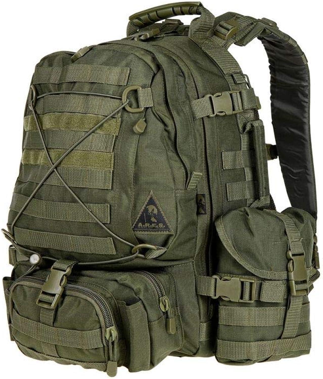 ARES ARES ARES 4533 Trekkingrucksack, 45, grün B01MRRWUAI  Bekannt für seine hervorragende Qualität c83f33