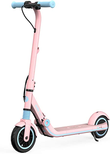 Segway-Ninebot SGW-ZING-E8-PINK Scooter eléctrico para niños - Scooter eléctrico - Scooter eléctrico - Scooter Todo Terreno - KickScooter para niños y ...