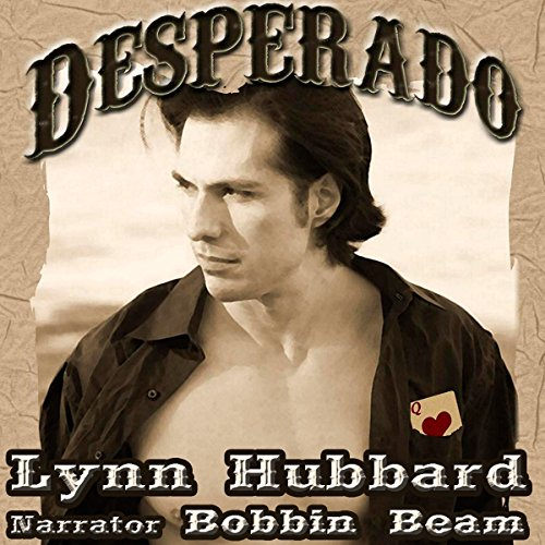 Desperado audiobook cover art