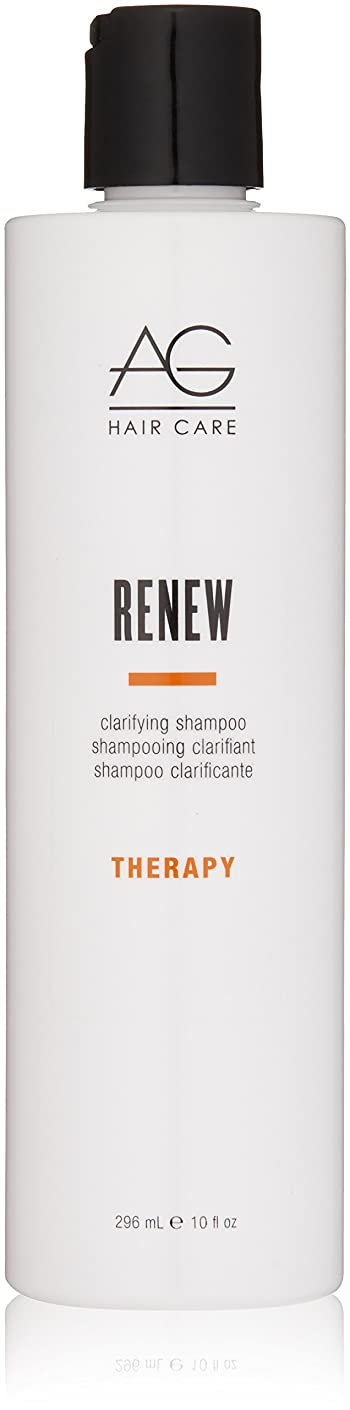 なのでダーベビルのテス極めて重要なAG Hair Renew Clarifying Shampoo, 10 Ounce by AG Hair Cosmetics