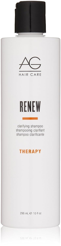 機転うめき声市長AG Hair Renew Clarifying Shampoo, 10 Ounce by AG Hair Cosmetics