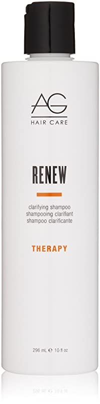 モナリザうがい泥だらけAG Hair Renew Clarifying Shampoo, 10 Ounce by AG Hair Cosmetics