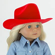 Best doll cowgirl hat Reviews