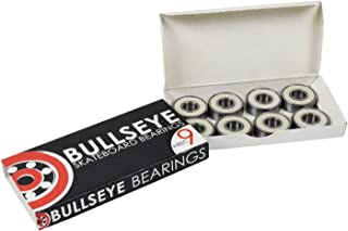 Bullseye Bearings ABEC 9 Skateboard Bearings
