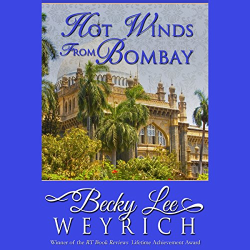 Hot Winds from Bombay audiobook cover art