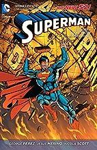 Superman (2011-2016) Vol. 1: What Price Tomorrow? (Superman - New 52!)