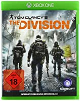 Ubisoft Tom Clancys: The Division (Xbox One) (輸入版)