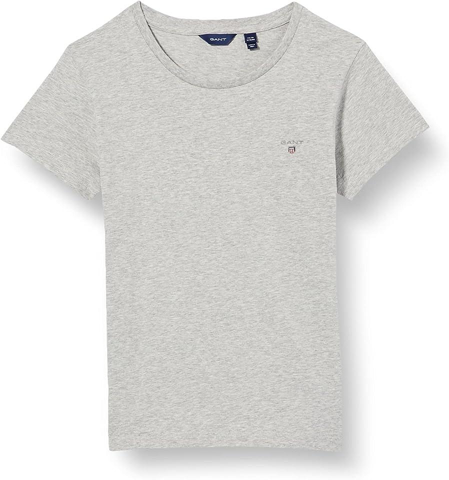Mädchen Fitted Original Ss T-Shirt