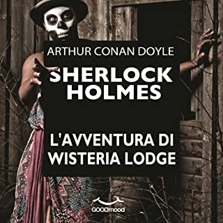 L'avventura di Wisteria Lodge copertina