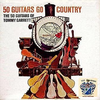 50 Guitars Go Country