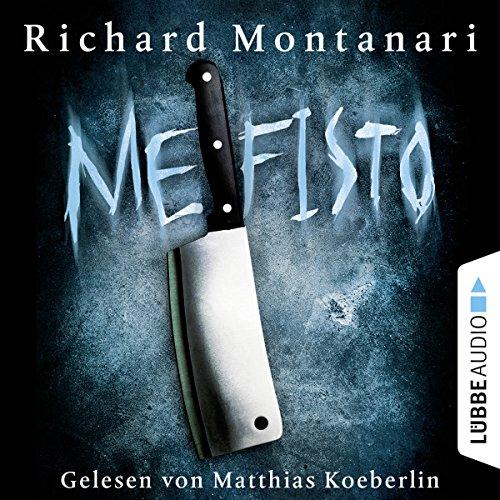 Mefisto audiobook cover art