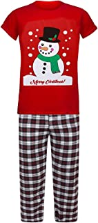 Mens Pyjamas PJ Set Xmas Winter Warm Flannel Nightwear Novelty