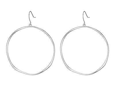 gorjana G Ring Earrings (Silver) Earring