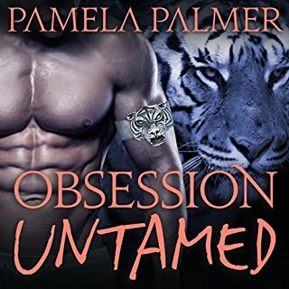 Obsession Untamed audiobook cover art