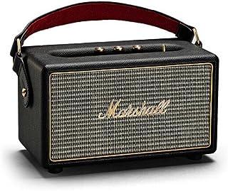 MARSHALL 马歇尔 Kilburn 摇滚 重低音级 移动式 便携式 无线蓝牙音箱 黑色 可开专票