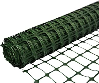 Abba Patio Guardian Safety Netting Fence, Green, 4 x 100 Ft