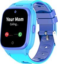 COSMO Smartwatch - 4G Kids Smart Watch – Includes 3 Months Unlimited Data - 2-Way Voice and Video Call - GPS Tracker - Inv...