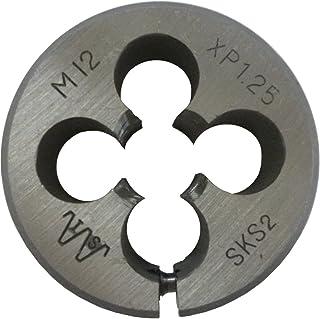 SK ダイス38径 メートルねじ用細目 M12×1.25