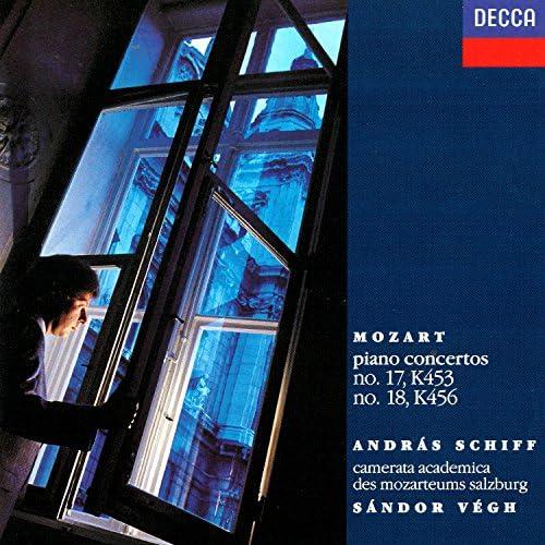 András Schiff, Sándor Végh & Camerata Academica des Mozarteums Salzburg