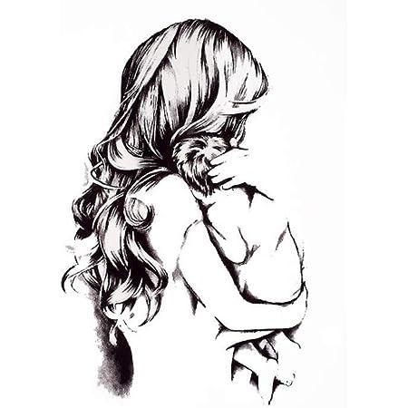 Liebe kind tattoo Lesya and