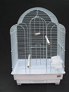 Dahak International Ltd Jingles Bird Cage Suitable For Lovebirds,Finch ,Canary,Parakeet Size Birds