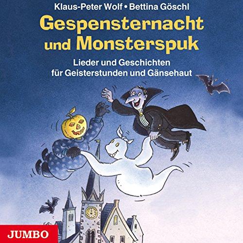 Gespensternacht und Monsterspuk Titelbild