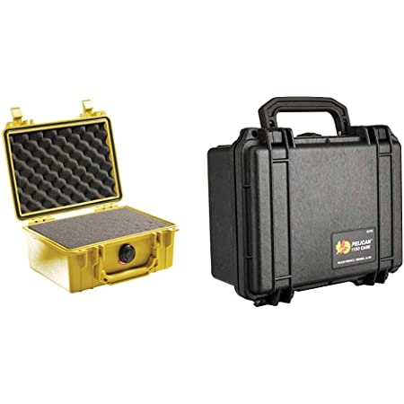 Pelican 1150 Camera Case with Foam (Yellow) & Products 1150-000-110Pelican 1150 Camera Case with Foam (Black)