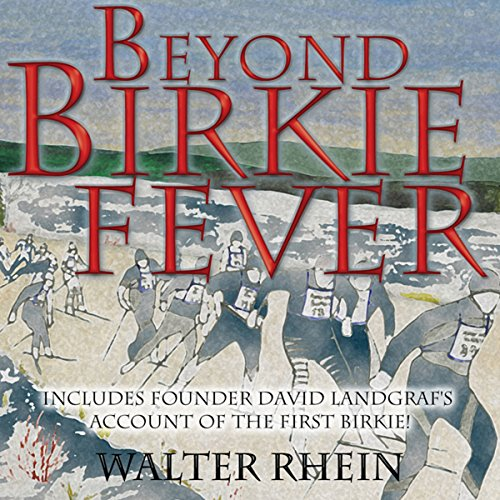 Beyond Birkie Fever audiobook cover art