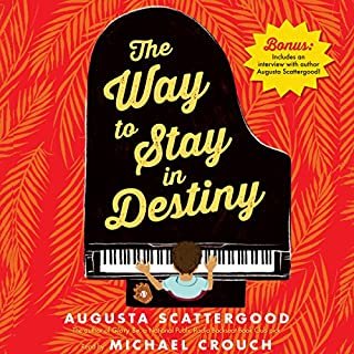 The Way to Stay in Destiny audiobook cover art