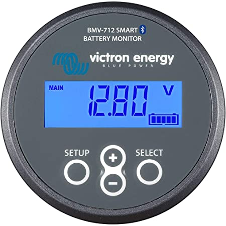 Victron Energy BMV-712 Smart Battery Monitor (Grey)