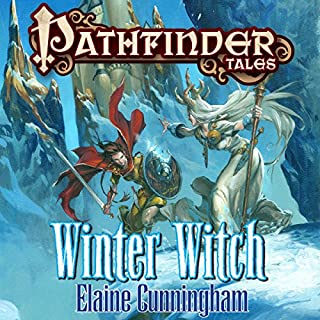 Winter Witch cover art