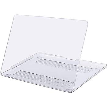 MOSISO 13 インチ MacBook Pro 専用 2019 2018 2017 2016年 A2159 A1989 A1706 A1708 プラスチック ハードケース 保護 シェルカバー 耐衝撃 超薄型 最軽量(クリア)