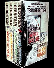 Tess Gerritsen Box Set: WITH Under the Knife AND Never Say Die AND In Their Footsteps AND Call After Midnight: