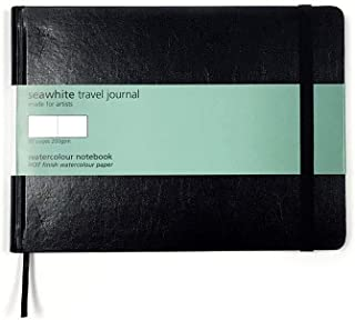 Seawhite Landscape Watercolour Travel Journal A6 (5.8x4.1in)