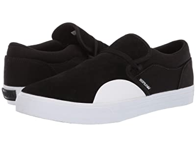 Supra Cuba (Black/White 1) Men