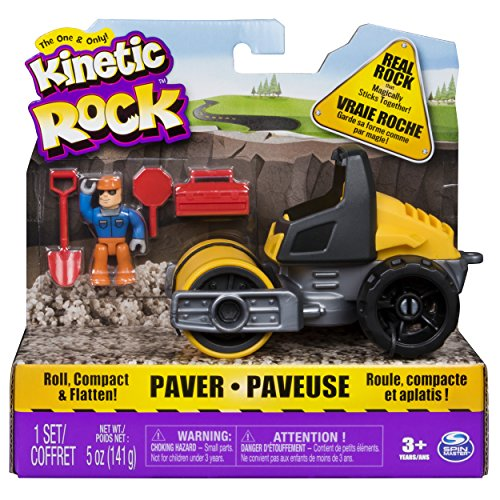 Kinetic Rock 6037470 - Kinetic Sand Kinetic Rock Straßenwalze