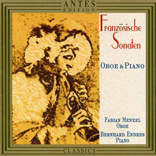 Französische Sonaten für Oboe und Klavier