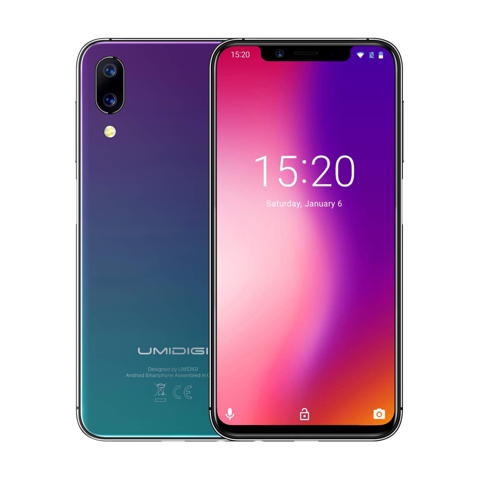 UMIDIGI One Pro Smartphone, 5.9