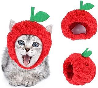 BBEART Pet Hats, Dog Hats with Ear Holes FUUNY Headwear Halloween Party Head Decor for Cats Puppy Small Dog