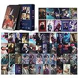 EXO Cards OBSESSION 54Pcs LOMO Card PLANET Soho BAEK HYUN album Card EXO Poster
