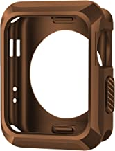 iiteeology Replacement for Apple Watch Case 42mm, Universal TPU Protective Case for Apple iWatch Series 3 Series 2 Series ...